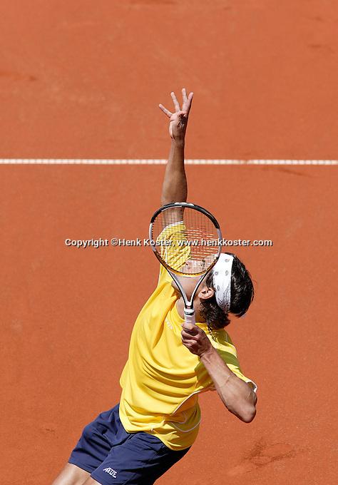 13-7-06,Scheveningen, Siemens Open, third round match, Poch-Gradin