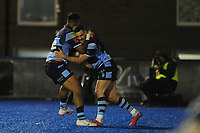 2018 09 21 Pro 14 Cardiff Blues V Munster Rugby, Cardiff Arms Park, Cardiff, South Wales, UK.