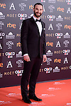 Dani Rovira attends to the Red Carpet of the Goya Awards 2017 at Madrid Marriott Auditorium Hotel in Madrid, Spain. February 04, 2017. (ALTERPHOTOS/BorjaB.Hojas)