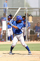 Willson Contreras - Chicago Cubs - 2010 Instructional League.Photo by:  Bill Mitchell/Four Seam Images..