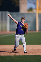 Andrew Burns during the Under Armour All-America Tournament powered by Baseball Factory on January 18, 2020 at Sloan Park in Mesa, Arizona.  (Mike Janes/Four Seam Images)