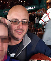 "Pictured: Robert Patterson<br /> Re: A biker was killed by a pheasant flying into his crash helmet fracturing his skull.<br /> Father-of-four Robert Patterson, 51, from Llandudno Junction in north Wales, was doing up to 65mph when the bird flew out of the hedgerow,<br /> An inquest heard a biker pal riding behind saw a ""plume of feathers"" before Robert crashed.<br /> A post mortem revealed the force of the 6lb female pheasant hitting Robert's helmet was enough to fracture his skull.<br /> Pathologist Dr Mark Lord said: ""It was a significant impact. It was instant death.<br /> ""Mr Patterson suffered multiple injuries including a blow to the head and facial injuries, as well as the skull fracture""<br /> Window cleaner Robert was riding with friends through Mid Wales when the tragedy happened on the A470 last November."
