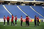 GAMBA OSAKA (JPN)vs ADELAIDE UNITED (AUS)<br /> )<br /> AFC Champions League Group H at the Suita City Football Stadium, <br /> 25-04-2017<br /> Photo by Kazuaki Matsunaga/Agece SHOT