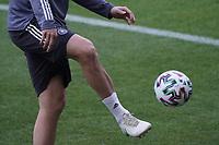 Niklas Süle (Deutschland Germany) trainiert mit - 24.03.2021: Abschlusstraining der Deutschen Nationalmannschaft vor dem WM-Qualifikationsspiel gegen Island, Schauinsland Arena Duisburg