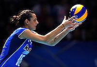 Francesca Ferretti  <br /> Milano 12-10-2014 Forum Assago Mondiali <br /> Volley Women's World Championship Italy 2014 <br /> Italia <br /> Foto Insidefoto