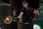 Grigor Dimitrov during the match of the Charity day previus at Madrid Open Tenis 2017in  Madrid, Spain. May 04, 2017. (ALTERPHOTOS/Rodrigo Jimenez)