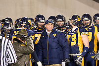 02 December 2006: Rich Rodriguez..The West Virginia Mountaineers defeated the Rutgers Scarlet Knights 41-39 in triple overtime on December 02, 2006 at Mountaineer Field, Morgantown, West Virginia.