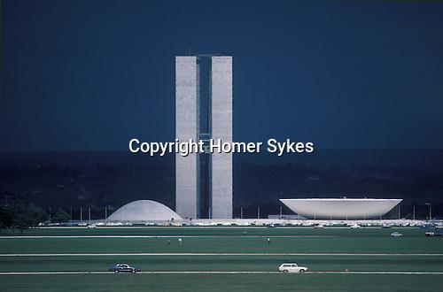 Brasilia Brazil South America 1985 1980s