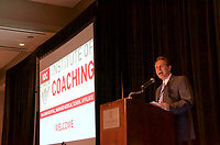 Scott Rauch MD atCoaching in Leadership and Healthcare Conference by the Institute of Coaching and Harvard Medical School at the Renaissance Hotel Boston MA October 13 and 14, 2017