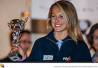 47 Trofeo Princesa Sofia IBEROSTAR, bay of Palma, Mallorca, Spain, takes<br /> place from 25th March to 2nd April 2016. Qualifier event for the Rio 2016<br /> Olympic Games. Almost 800 boats and over 1.000 sailors from to 65 nations<br /> ©Jesus renedo/Trofeo Sofia