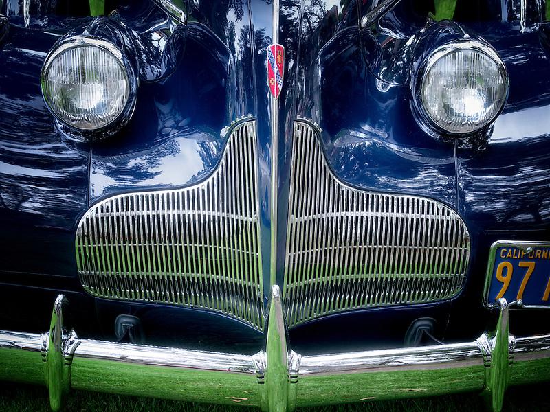 1939 Buick Roadmaster. Oregon