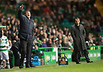 Celtic v St Johnstone…25.01.17     SPFL    Celtic Park<br />Tommy Wright shouts instructions<br />Picture by Graeme Hart.<br />Copyright Perthshire Picture Agency<br />Tel: 01738 623350  Mobile: 07990 594431