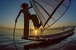 Fishermen, Inle Lake, Myanmar