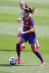 Liga IBERDROLA. Game 26.<br /> FC Barcelona vs RC Deportivo: 9-0.<br /> Vicky Losada.
