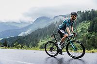 Franck Bonnamour (FRA/B&B Hotels p/b KTM) up the Col de la Colombière<br /> <br /> Stage 8 from Oyonnax to Le Grand-Bornand (150.8km)<br /> 108th Tour de France 2021 (2.UWT)<br /> <br /> ©kramon