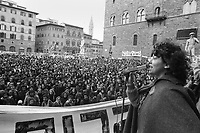 - women's demonstration for the abortion (Florence, 1975)....- manifestazione femminista per l'aborto (Firenze, 1975)