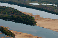 Tomadas do rio Araguaia
