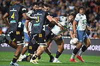 27th March 2021; Hamilton, New Zealand;  Rieko Ioane.<br /> Chiefs versus Blues, Super Rugby  AOTEAROA, FMG Waikato Stadium, Hamilton, New Zealand.