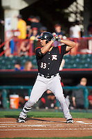 Richmond Flying Squirrels designated hitter Ricky Oropesa (33) during a game against the Erie SeaWolves on May 27, 2016 at Jerry Uht Park in Erie, Pennsylvania.  Richmond defeated Erie 7-6.  (Mike Janes/Four Seam Images)