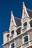 Europe/France/Aquitaine/64/Pyrénées-Atlantiques/Pays-Basque/Biarritz: Villa  Cyrano - Nommée initialement  villa Labat elle devint Cyrano en l'honneur d'Edmond Rostand - Avenue de l'Impératrice