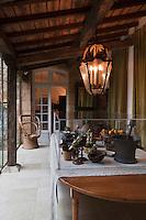 Europe/France/Aquitaine/24/Dordogne/Siorac-en-Périgord: Musée des Arts Culinaires du Château de Siorac