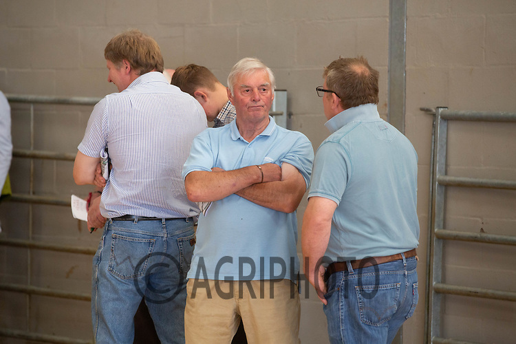 The Welsh National Show & Sale of Texel Sheep 2019, Welshpool Livestock Sales<br /> ©Tim Scrivener Photographer 07850 303986<br />      ....Covering Agriculture In The UK....