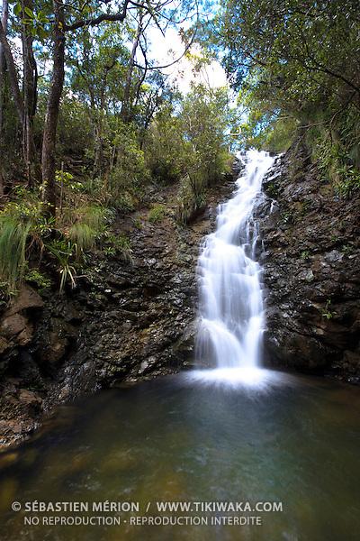 Cascade des Monts Koghis, Nouvelle-Calédonie