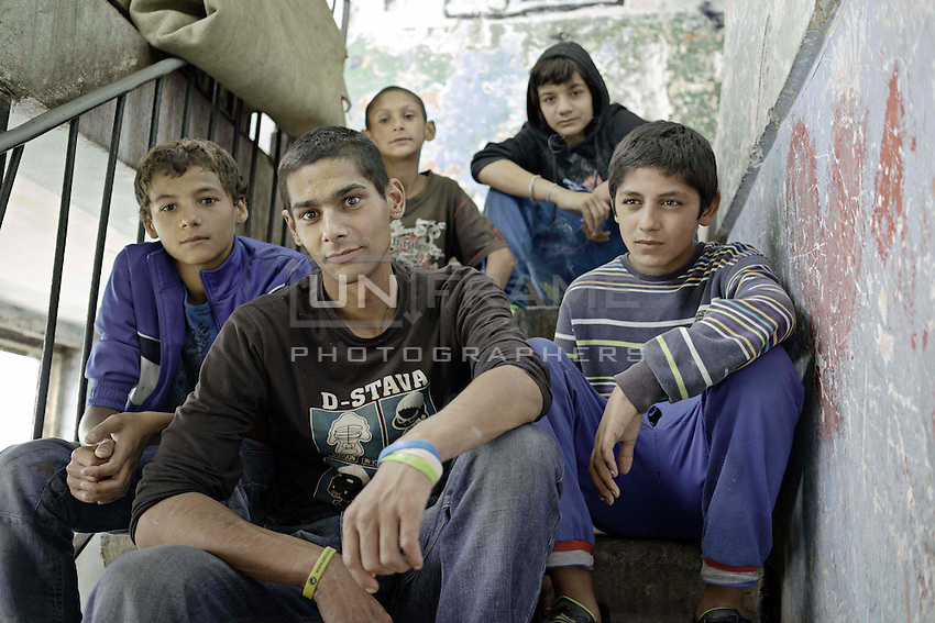 Lunik IX is now home to five thoused Roma, since 2011 the local government have demolished five blocks subsequently living Roma inhabitant no where to live. oma children explain what life is like in Lunik IX. A considerable amount of young children are addicted to drug use. Roma children explain what life is like in Lunik IX. A considerable amount of young children are addicted to drug use.