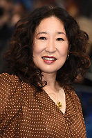 """Sandra Oh<br /> arriving for the """"Shang-Chi And The Legend Of The Ten Rings"""" premiere at Curzon Mayfair, London<br /> <br /> ©Ash Knotek  D3570  26/08/2021"""