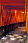 Inari Grand Shrine, Fushimi, Kyoto, Japan