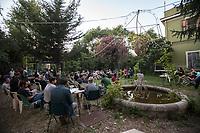 """27.06.2018 - OZ Officine Zero Under Eviction - Public Meeting: """"Public, Private & Community"""""""