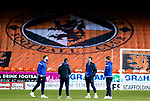 Dundee United v St Johnstone…12.01.21   Tannadice     SPFL<br />Liam Craig, Craig Bryson, Stevie May and David Wotherspoon pictured on the pitch prior to kick off<br />Picture by Graeme Hart.<br />Copyright Perthshire Picture Agency<br />Tel: 01738 623350  Mobile: 07990 594431