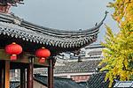 China, Jiansu, Nanjing, Confucius Temple (Fuzimiao)