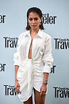 Hiba Abouk attends to Conde Nast Traveler 2019 Awards at Embassy of Italy in Madrid, Spain. June 04, 2019. (ALTERPHOTOS/A. Perez Meca)