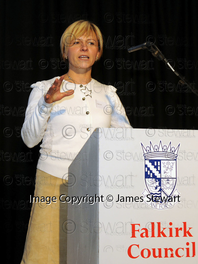 14/12/2010   Copyright  Pic : Lisa Ferguson / JSP.023_christmas_seminar_2010  .::  FALKIRK COUNCIL ::  LITTER STRATEGY :: CHRISTMAS SEMINAR 2010  :: HANIA SMITH ::.