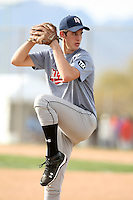 January 16, 2010:  Trey Wilson (Sallisaw, OK) of the Baseball Factory Midwest Team during the 2010 Under Armour Pre-Season All-America Tournament at Kino Sports Complex in Tucson, AZ.  Photo By Mike Janes/Four Seam Images