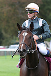 October 02, 2016, Chantilly, FRANCE - Thais with Stephane Pasquier up at the Qatar Prix Jean-Luc Lagardere (Grand Criterium) (Gr. I) at  Chantilly Race Course  [Copyright (c) Sandra Scherning/Eclipse Sportswire)