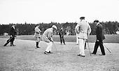0706-A71 Gearhart, Oregon. Sunday August 23, 1931, golf