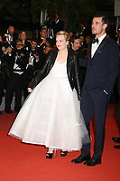ELISABETH MOSS AND CLAES BANG - RED CARPET OF THE FILM 'THE SQUARE' AT THE 70TH FESTIVAL OF CANNES 2017