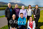 Kathleen Collins from Tralee and her gang ready to climb Mount Brandon on the 26th of June for Palliative Care in memory of her sister Ann Collins. Kneeling l to r: Kathleen and John Collins and Sarah Higgins. Back l to r: Geraldine Collins, Helen Rogers, Mary Collins, Holly O'Brien and Mary Fok-Seang.