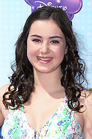LOS ANGELES, CA, USA - APRIL 26: Sarah Gilman at the 2014 Radio Disney Music Awards held at Nokia Theatre L.A. Live on April 26, 2014 in Los Angeles, California, United States. (Photo by Xavier Collin/Celebrity Monitor)