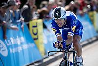 Philippe Gilbert (BEL/Deceuninck-Quickstep)<br /> <br /> Stage 4 (ITT): Roanne to Roanne (26.1km)<br /> 71st Critérium du Dauphiné 2019 (2.UWT)<br /> <br /> ©kramon