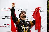Verizon IndyCar Series<br /> Honda Indy Toronto<br /> Toronto, ON CAN<br /> Sunday 16 July 2017<br /> James Hinchcliffe, Schmidt Peterson Motorsports Honda<br /> World Copyright: Phillip Abbott<br /> LAT Images<br /> ref: Digital Image abbott_toronto_0717_9025
