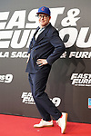Spanish actor Joaquin Reye during the photocall for the 'Fast & Furious 9' Madrid Premiere. June 17, 2021. (ALTERPHOTOS/Acero)