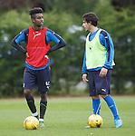 Gedion Zelalem and Gai Assulin
