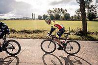 Kenny Molly (BEL/Bingoal Wallonie Bruxelles)<br /> <br /> 82nd Gent-Wevelgem in Flanders Fields 2020 (1.UWT)<br /> 1 day race from Ieper to Wevelgem (232km)<br /> <br /> ©kramon