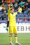 Spain's Iker Casillas during friendly match. June 1,2016.(ALTERPHOTOS/Acero)