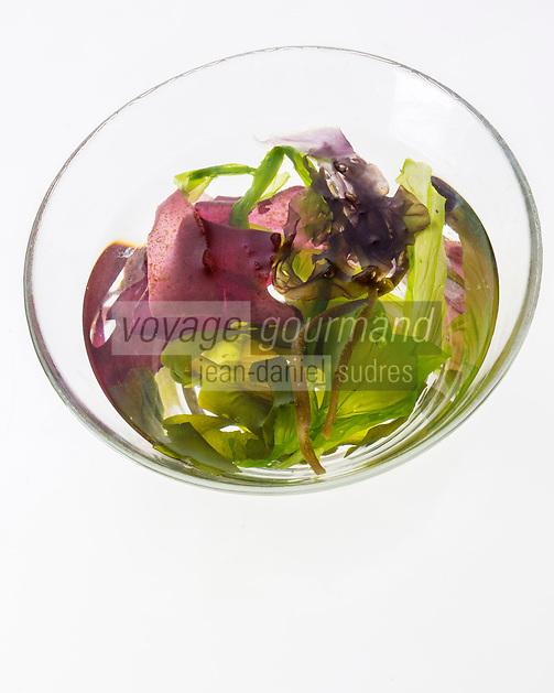 Gastronomie générale/ Algues alimentaires