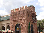 Shopping, Morocco Pavillion, Epcot, Orlando, Florida