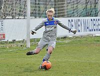 Club Brugge Dames - Heerenveen : Jana Vanhauwaert<br /> foto Joke Vuylsteke / nikonpro.be